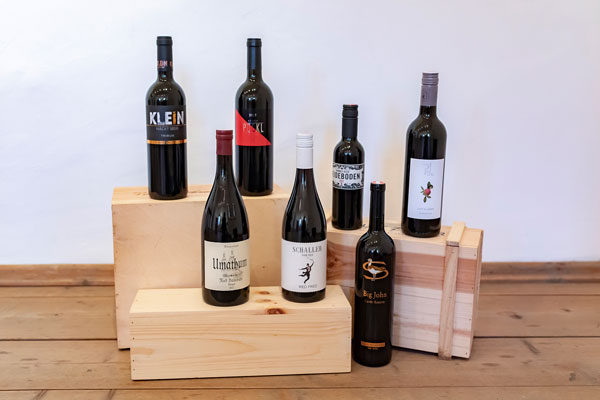 Sailers Vinothek - Wein aus Österreich - Top Weine