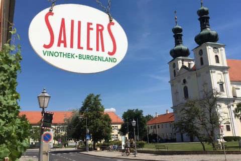 Sailers Vinothek - Wein aus Österreich - Frauenkirchen