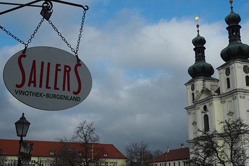 Sailers Vinothek - Wein aus Österreich - Basilika