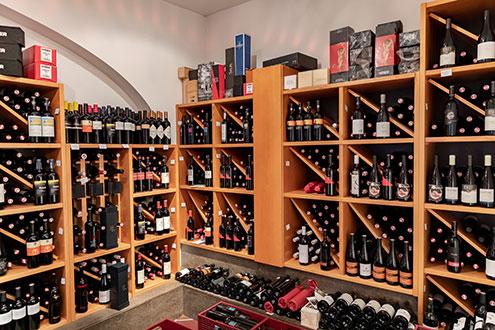 Sailers Vinothek - Wein aus Österreich - Wein Sortiment